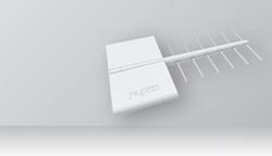 Aktiv Utomhusantenn DVB-T2 / VHF / UHF HDTV 42db