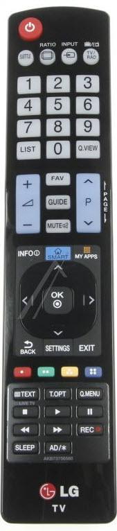 LG Fjärrkontroll AKB73756560