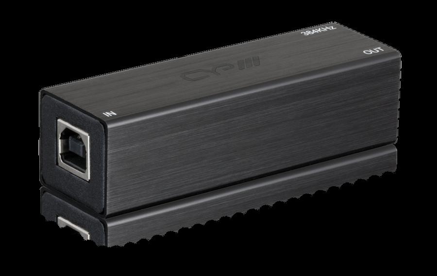 CYP/// USB Digital Audio to Stereo Headphone Converter
