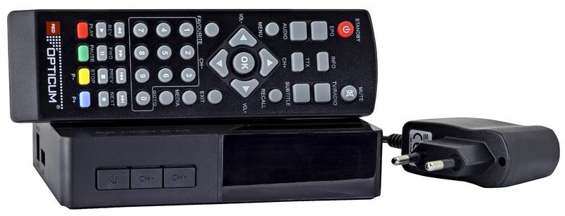 Opticum Lion 2M Markbox för fria kanaler