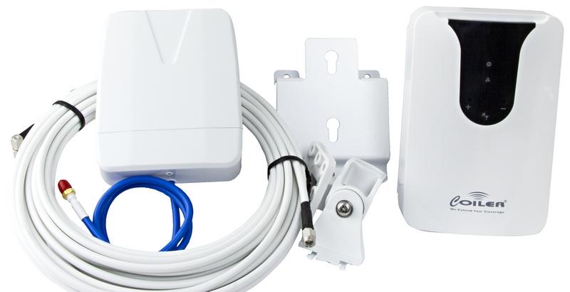 Coiler AT-2200 repeaterpaket för 3GIS