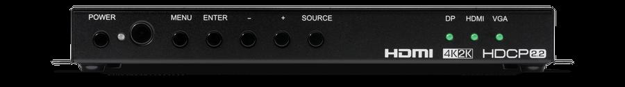 CYP/// HDMI / VGA / DisplayPort till HDMI scaler