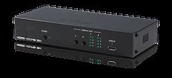 4x2 HDMI matris, 4K, HDCP2.2 & HDMI 2.0