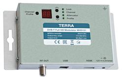 COFDM RF-modulator HDMI till DVB-T