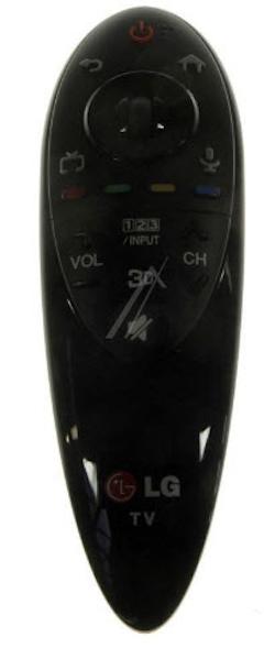 Fjärrkontroll AKB73975807 Air Mouse