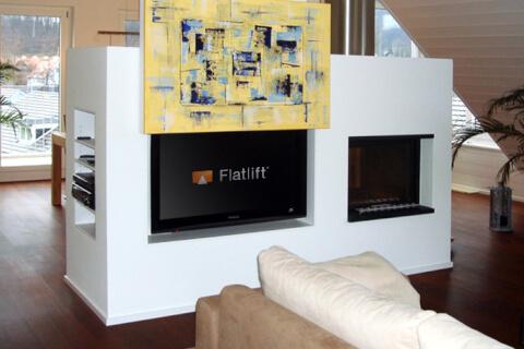 Flatlift Tavel-lift för 50