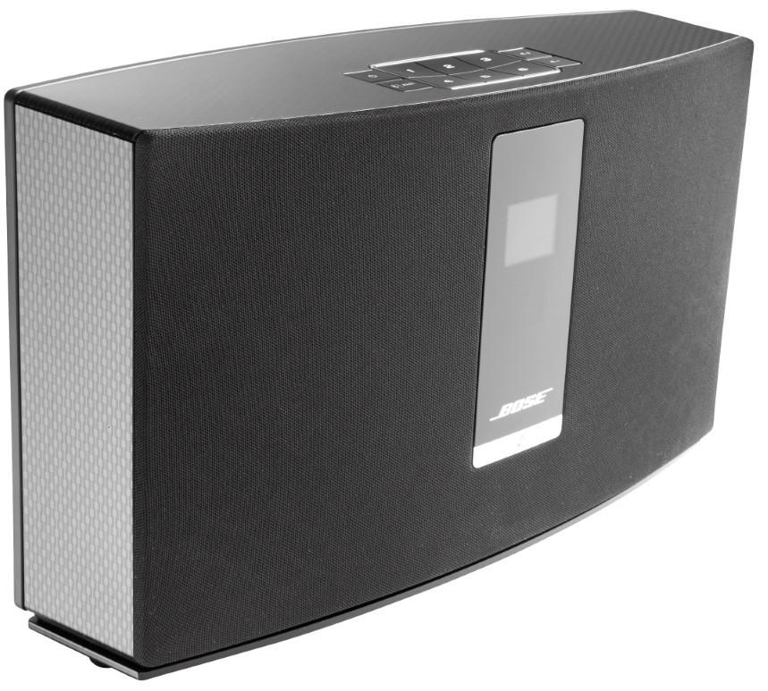 Cavus Väggfäste för Bose Soundtouch 20 Svart