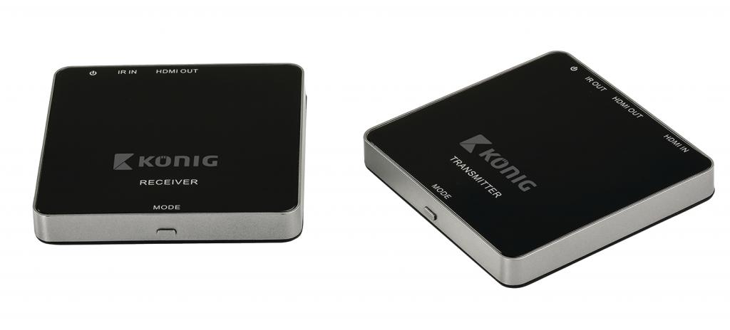 König KN-WLHDMI10 Trådlös HDMI 1080p 30m
