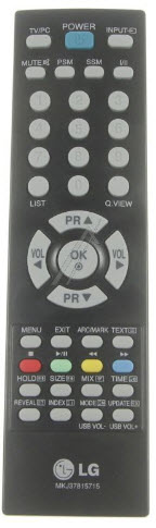 LG Fjärrkontroll MKJ37815715