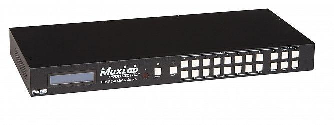 Muxlab HDMI 8x8 Matris växel