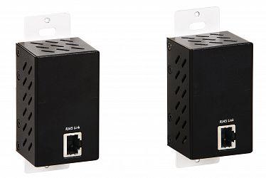 Muxlab HDMI Wallplate extender kit, HDBT, UHD-4K, Decora