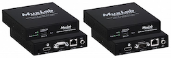 HDMI över IP med H.264, PoE, Kit