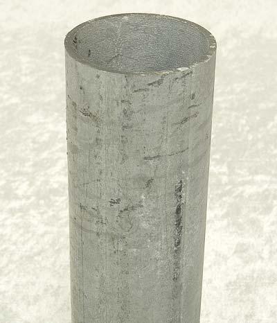 Macab Maströr  76mm 3m  EJ skarvbart 4mm godstjocklek