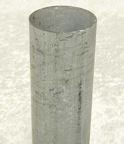 Maströr  76mm 3m  EJ skarvbart 4mm godstjocklek