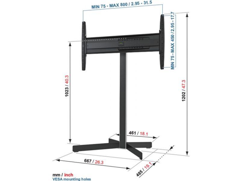 Vogels LCD Golvstativ 8330 DEMO