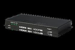 HDMI de-embedder, 4K, HDCP2.2, 7.1/ 5.1 ljud*