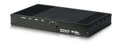 Audio Converter & De-Embedder, DD/DTS, 4K, HDCP2.2