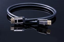 Premium HDMI kabel 0.5m, 4K UHD, HDR