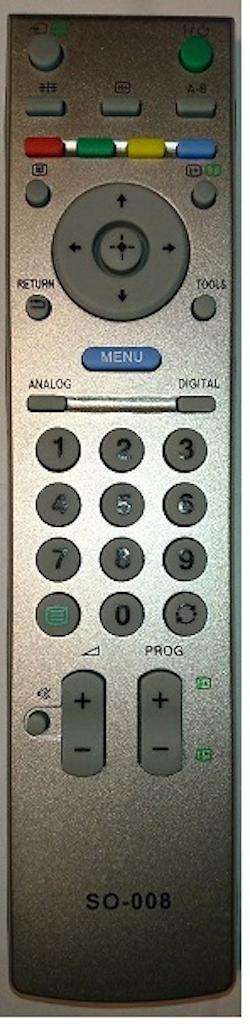 Fjärrkontroll RM-ED008 Replica