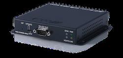 HDBaseT Lite mottagare, 4K, HDR, PoH, AVLC