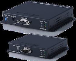 HDBaseT Lite Kit, 4K, HDR, PoH, AVLC, 70m