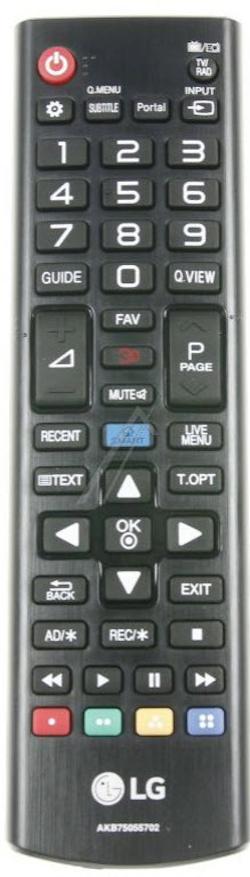 Fjärrkontroll AKB75055702
