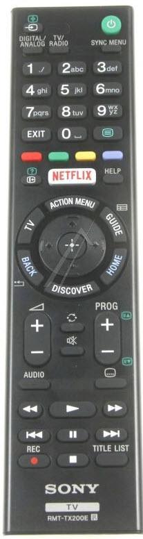 Sony Fjärrkontroll RMT-TX200E