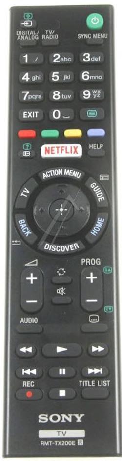 Fjärrkontroll RMT-TX200E