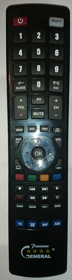 Ersättnings Fjärrkontroll RM-ADP017