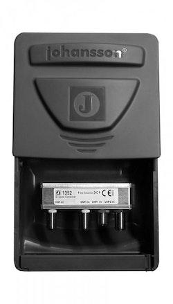 Sammankopplingsfilter VHF/UHF/UHF