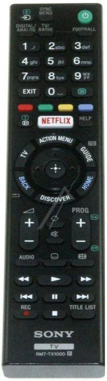 Sony Fjärrkontroll RMT-TX100D