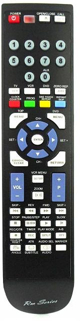 Panasonic Ersättnings Fjärrkontroll för EUR7729KC0