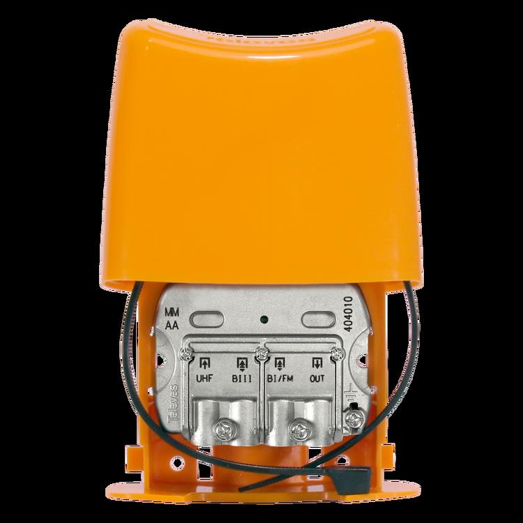 Televés Sammankopplingsfilter FM/VHF/UHF