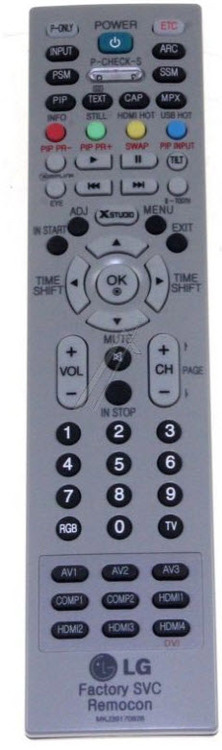 LG Fjärrkontroll MKJ39170828