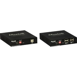 KVM HDMI över IP, PoE, Förlängningskit