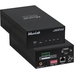 Audio / AMP över IP, 50W/kanal, Mottagare
