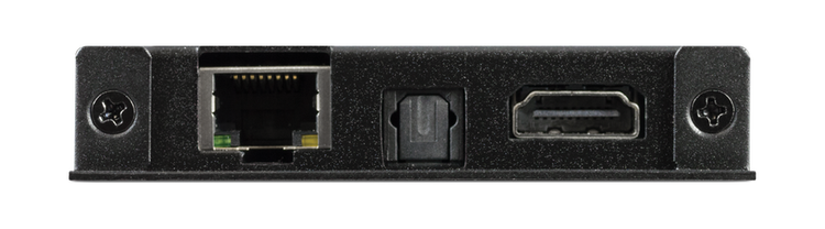 CYP/// HDBaseT 2.0 Slimline Mottagare, 4K2K, HDCP 2.2, USB