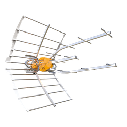 Ellipse UHF 38dB förstärkning