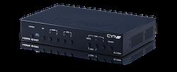 Presentations switch med scaler samt HDBaseT, HDMI & Display Port stöd