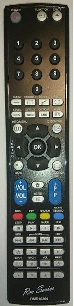 Ersättnings Fjärrkontroll AKB73775609