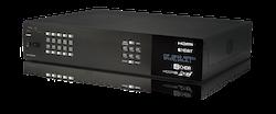 HDMI - HDBaseT Matris, 10in, 8+2ut, Audio Matris och AVLC