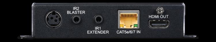 """CYP/// HDBaseT mottagare """"Full HdbaseT"""", ström till sändare"""