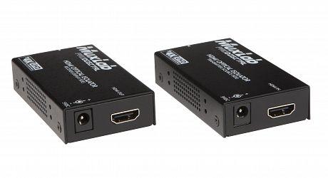Muxlab HDMI Fiber extender / Optical Isolator KIT