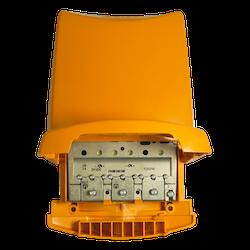 Mastförstärkare 535640 FM/VHF/UHF 15/31/41dB 24V