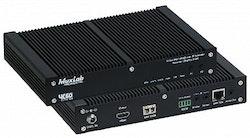 AV över IP 4K/60hz, fiber, mottagare