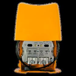 NanoKom 3 in, UHF (DC-pass) / UHF / VHF auto-LTE