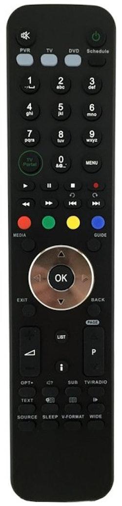 Fjärrkontroll BXR-HD+/HD+2 REPLICA