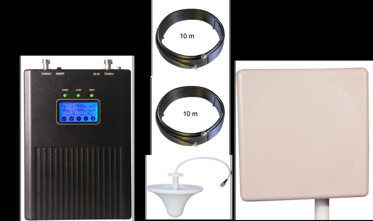 MobilePartners 3G repeaterpaket med en inomhusantenn