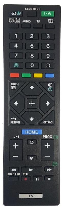 Fjärrkontroll RM-ED054 Replica