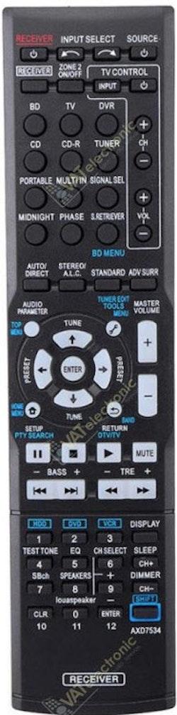 Pioneer AXD7536